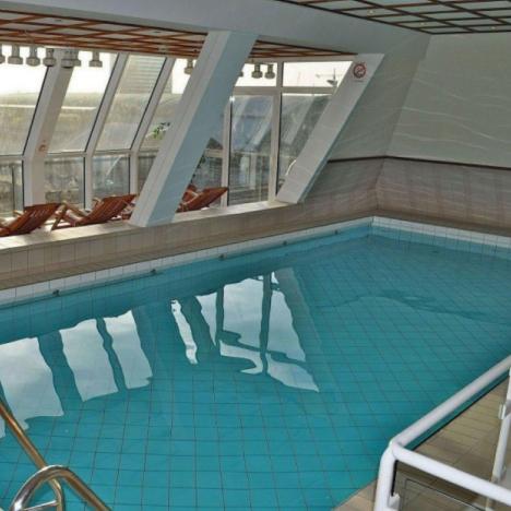 Savoy Hotel Pool