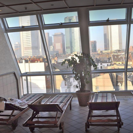 Savoy Hotel View